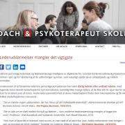 Lederuddannelser mangler det vigtigste - Lederudannelse og lederkursus